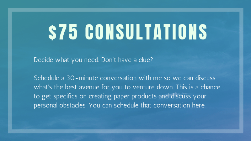 How to Create a Sticker Business Consultation