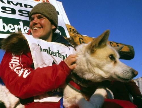 Famous Women in Alaska, Susan Howett Butcher. #internationalwomensday #famouswomeninalaska
