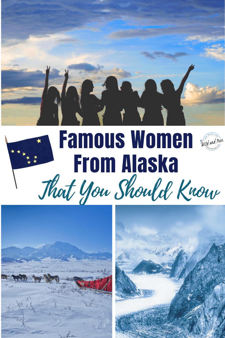Famous Women From Alaska That You Should Know #alaska #internationalwomensday #alaskanwomen
