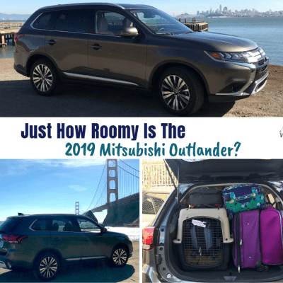 Just How Roomy is the 2019 Mitsubishi Outlander?