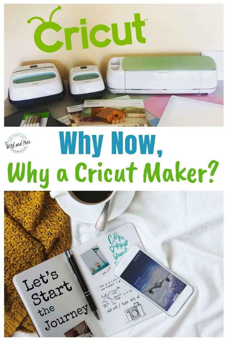 Why Choose a Cricut Maker #cricutnewbie #cricutmaker #cricutartist