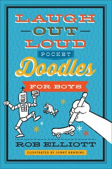LOL Pocket Doodle Joke Book.indd