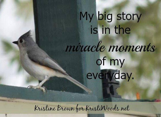 Kristi Woods guest post