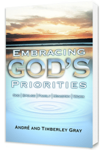 Embracing God's Priorities