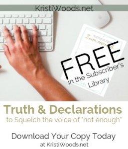 I Am Enough Free Download