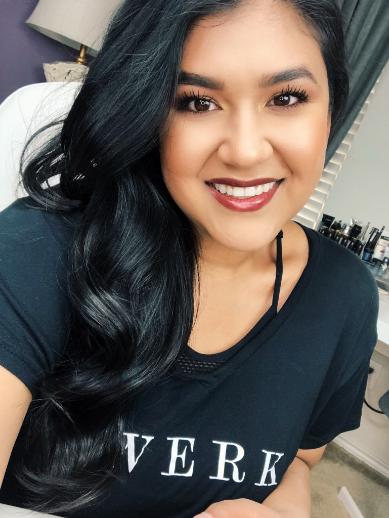 f671e6221f3 Full Face of Drugstore Makeup + First Impressions – Kristle Lauren