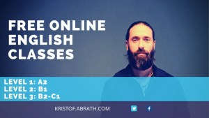 Free online English classes