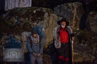 Theater in den Bergen Häg-Ehrsberg - Das kalte Herz 2016 - Eine Theaterwanderung durch den Hochschwarzwald.