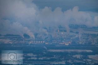 Industrie am Rhein