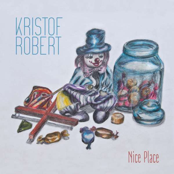 Artwork Cover by Rita O'Dwyer for the album Nice Place