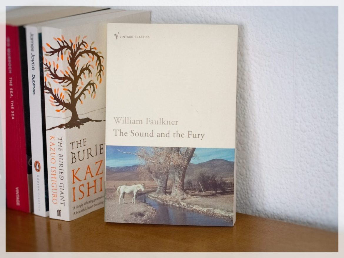 Kristopher Cook - Eclectic Book Blog - The Sound and the Fury by William Faulkner