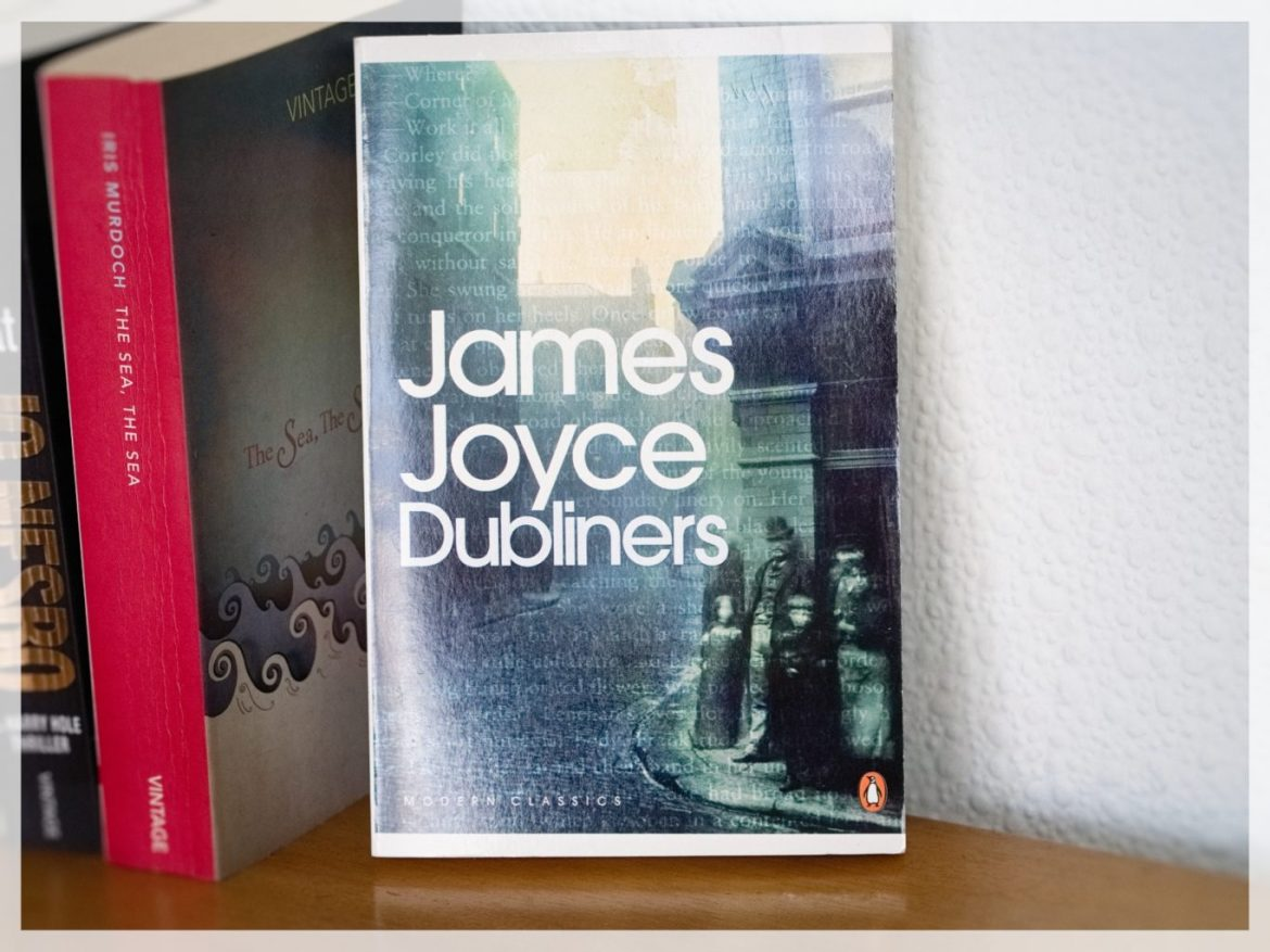 Kristopher Cook - Eclectic Book Blog - Dubliners by James Joyce
