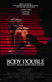 Body Double (1984) dir. Brian De Palma