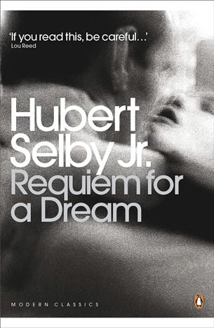 Requiem for a Dream by Hubert Selby Jr Book Cover
