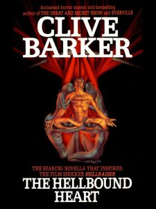 The Hellbound Heart by Clive Barker - Front Cover