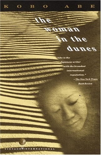 The Woman in the Dunes by Kōbō Abe Book Cover