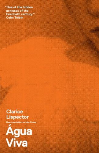 Água Viva by Clarice Lispector Book Cover