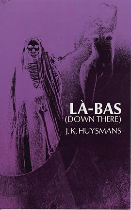 La-Bas by Joris-Karl Huysmans Book Cover