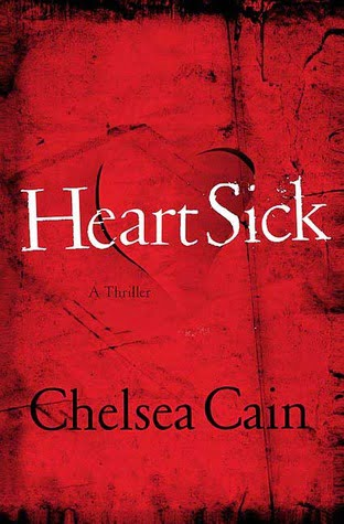 Heartsick by Chelsea Cain Book Cover