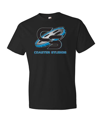 Coaster Studios Black Shirt