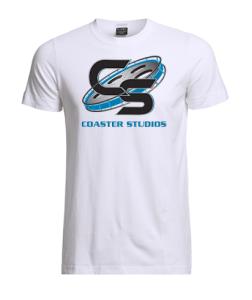 Coaster Studios White Shirt