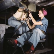 Sending in a child to do a woman's work: Resistance, backdraft and strong woman parts