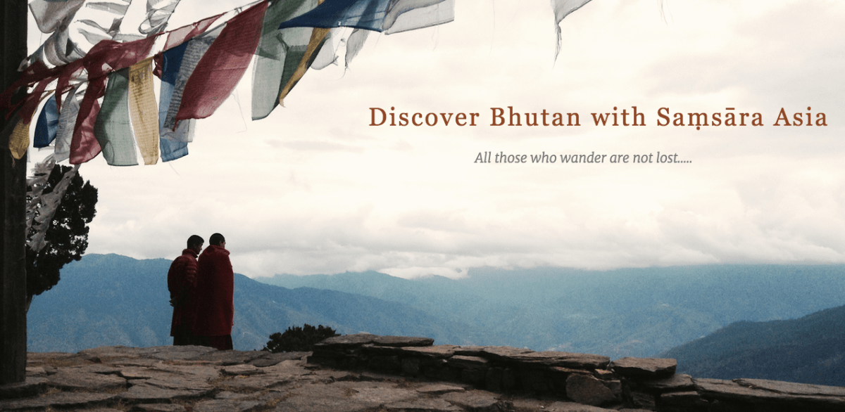 Mindful Self-Compassion Tour Bhutan