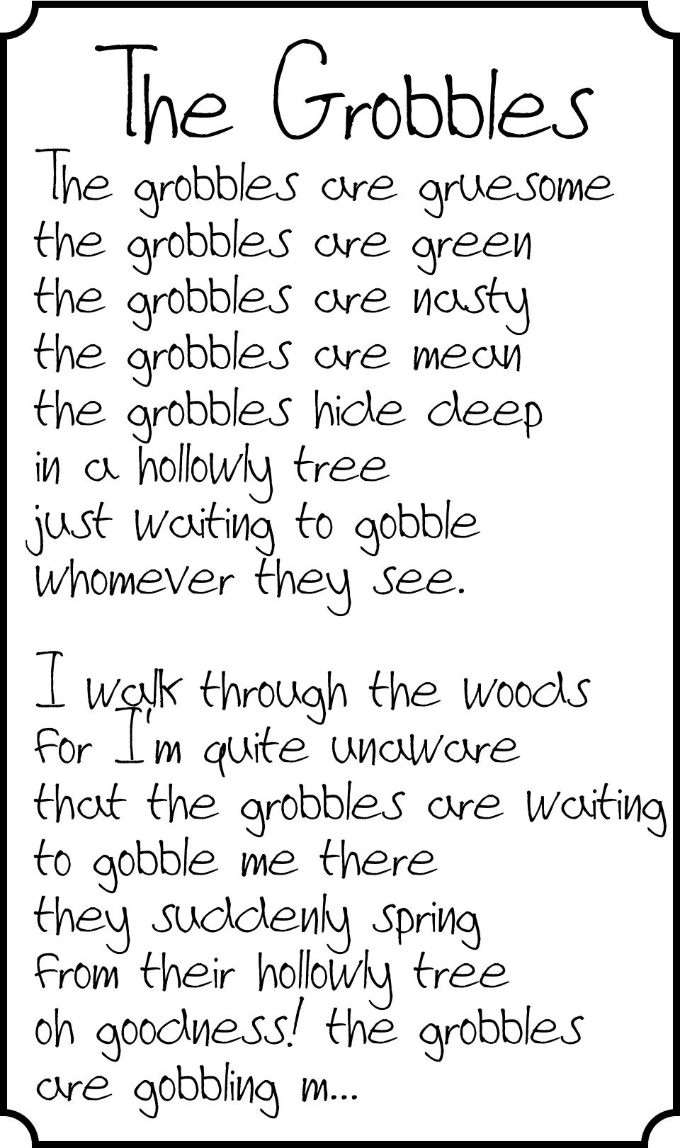 Jack Prelutsky Spaghetti Poem
