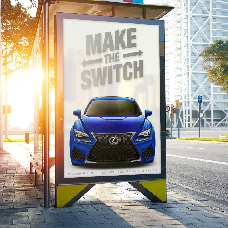 Make The Switch Campaign