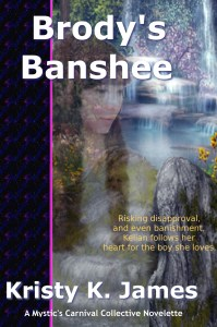 Brody's Bansee-finished cover