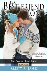 Kristy K. James-Her Best Friend Jon cover