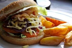 Kristy K. James-fast food