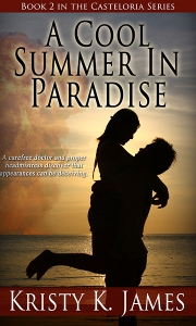 A Cool Summer in Paradise by Kristy K. James