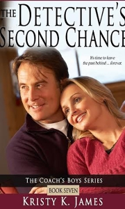 The Detective's Second Chance by Kristy K. James