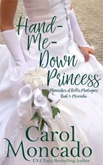 Book Review: Hand-Me-Down-Princess