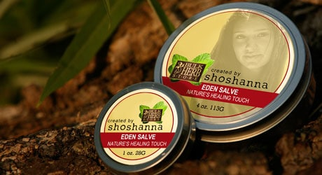 There are so many uses for Eden's Salve from Bulk Herb Store!  I keep this stuff on hand all the time!