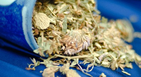 Cough Tea, by Bulk Herb Store- excellent for soothing sore throats and coughing!