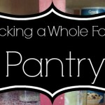Whole Foods Pantry List