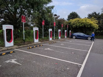 Abington SuperCharger