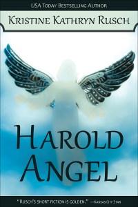 Harold Angel ebook cover web