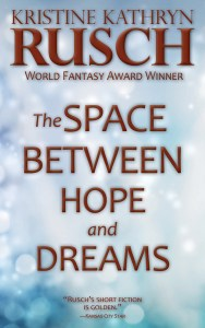 The Space Between Hope and Dreams ebook cover web