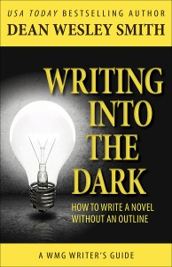 Writing into the Dark ebook cover web