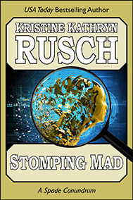 Free Fiction Monday: Stomping Mad