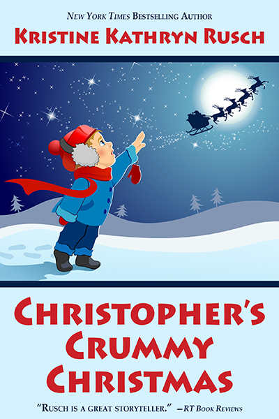 Free Fiction Monday: Christopher's Crummy Christmas
