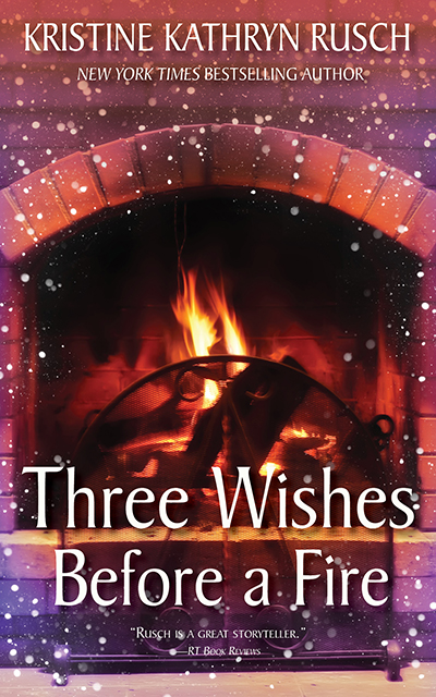 Free Fiction Monday: Three Wishes Before a Fire