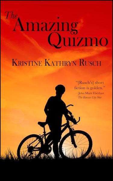 Free Fiction Monday: The Amazing Quizmo