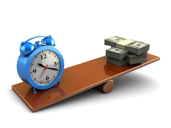 Business Musings: Time and Money (Again)