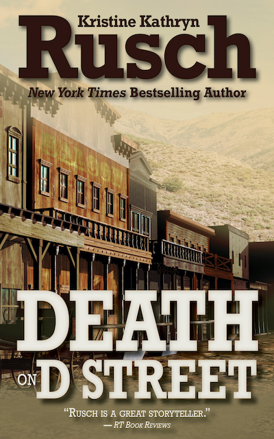 Free Fiction Monday: Death on D Street