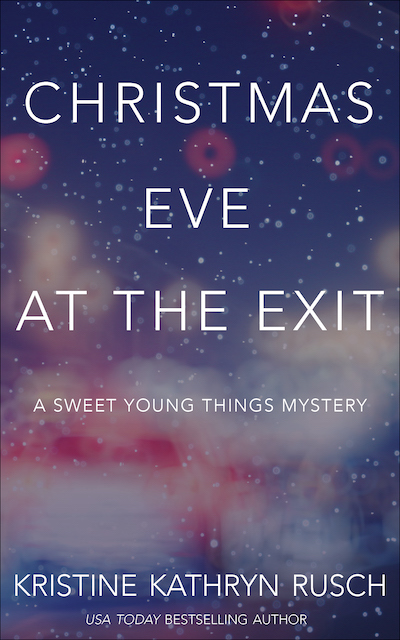 Free Fiction Monday: Christmas Eve at the Exit