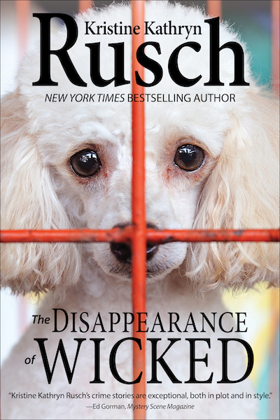 Free Fiction Monday: The Disappearance of Wicked